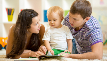 5 Tips for Reading with your Toddler