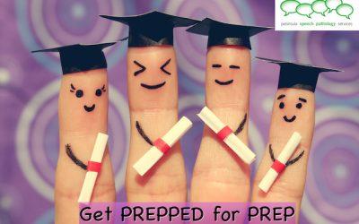 Get Prepped for Prep