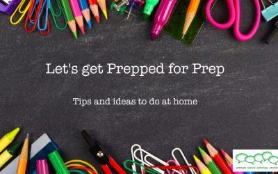 Let's Get Prepped for Prep