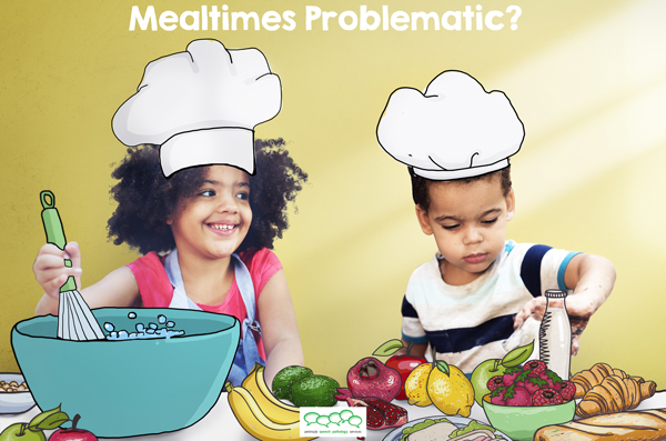 Mealtimes Frustrating at Your Place?