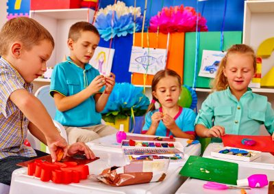 Arts and Crafts – SPOT group